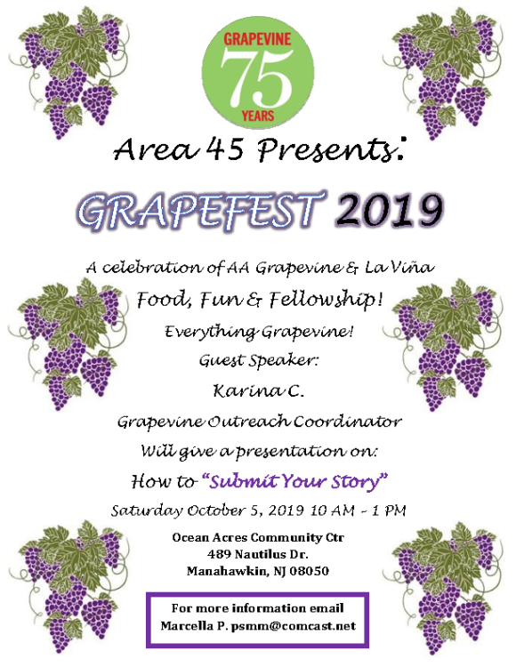 10.05.19 Grapefest 2019 in Manahawkin